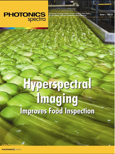 hyperspectral in-line analytics