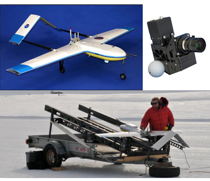 UAS and Micro-Hyperspec