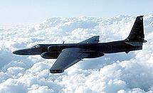 U2 aircraft
