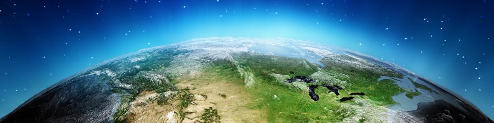 earth observation banner
