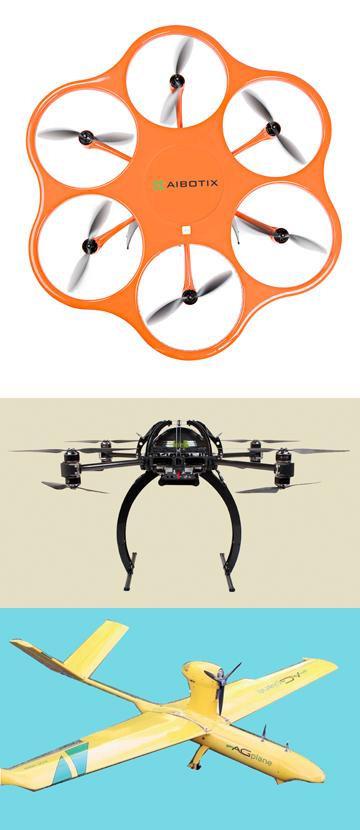 UAV choices