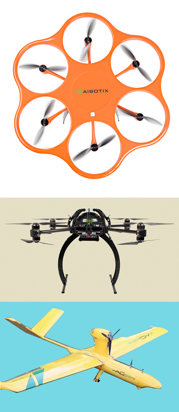 UAV choices