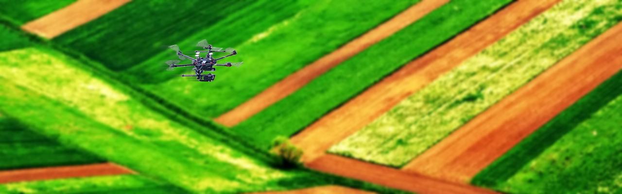 Drone_Over_Field