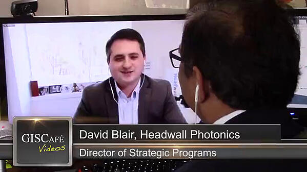 GISCafe Headwall Interview David Blair April 2020