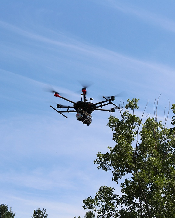 UAV-deployment