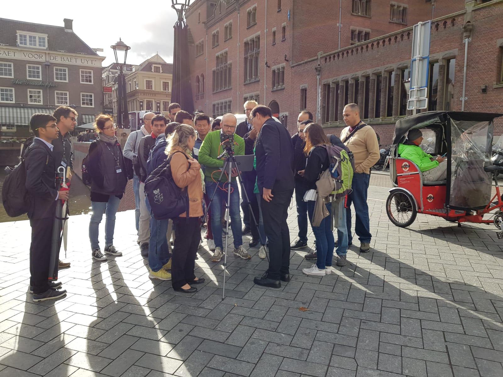 demonstration-amsterdam